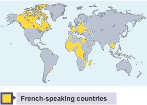 BBC Bitesize  GCSE French  The Frenchspeaking world  Revision 1