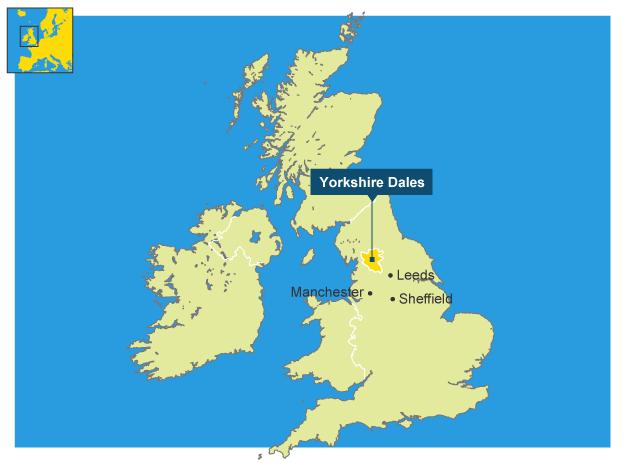 Worksheet. BBC Bitesize  KS3 Geography  The Yorkshire Dales  Revision 1