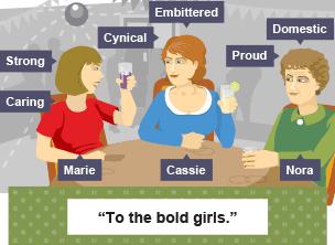Bold girls essay